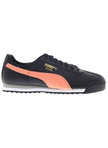 Puma Unisex Pudra Roma Basic Sneakers 369571 Pudra